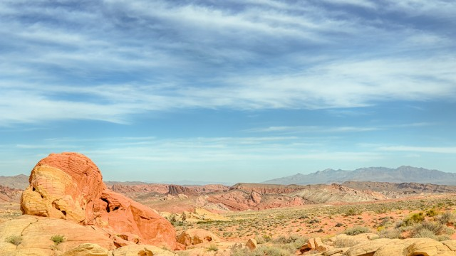 """""""The Guardian"""", Valley Of Fire State Park, NV"""